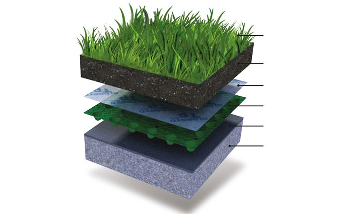 Eca Blocks Roof Gardening India
